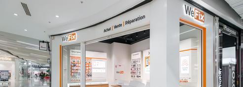 Fnac Darty s'offre les boutiques de réparation de mobiles WeFix