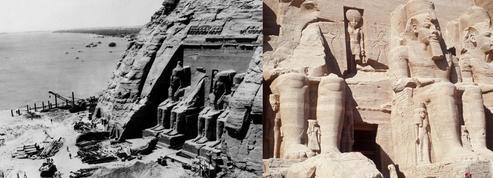 Il y a 50 ans, l'inauguration des temples d'Abou Simbel miraculeusement sauvés