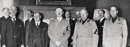 Accords de Munich (1938): la Tchécoslovaquie sacrifiée sur l'autel d'une paix illusoire