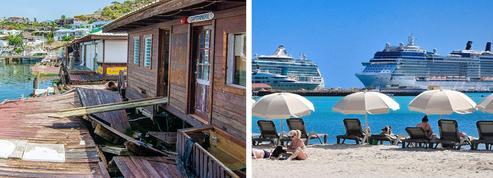 Saint-Martin contre Sint-Maarten: la partie hollandaise de l'île se reconstruit plus vite