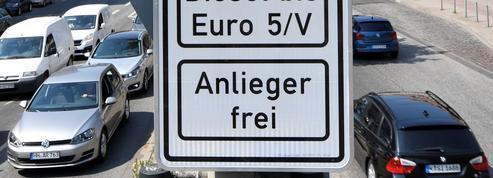 Le gouvernement allemand parvient à un accord sur les vieux véhicules diesels