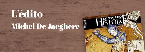 Michel De Jaeghere : «Les croisades : guerre juste, guerre sainte ?»