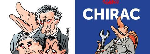 Tignous et Jacques Chirac, les meilleures preuves d'une «amitié» de vingt ans