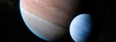 La première lune en dehors du Système solaire serait absolument gigantesque