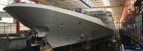 Naval: l'alliance franco-italienne au point mort