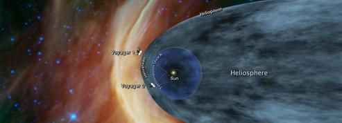 Après 40 ans de traversée, la sonde Voyager 2 s'apprête à quitter le Système solaire