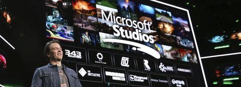Microsoft veut se renforcer dans le jeu vidéo