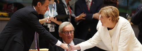 Dialogue de sourds sur le budget de l'Italie