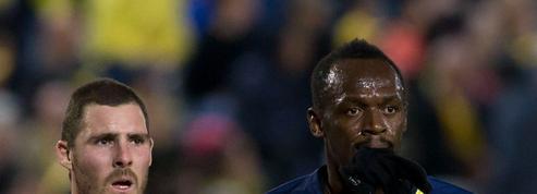 Football : Bolt serait trop exigeant financièrement pour les Central Coast Mariners
