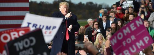 États-Unis : pourquoi les «Midterms» risquent de tout changer pour Donald Trump