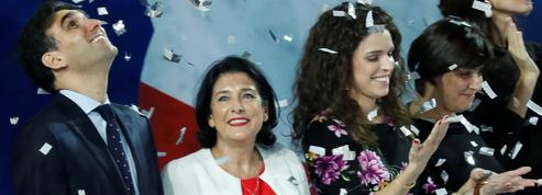 Le rêve géorgien de MmeZourabichvili