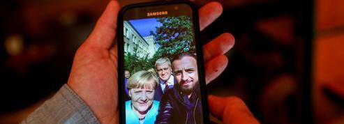 La répartition des migrants, l'échec d'Angela Merkel