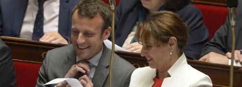 De la ferveur à l'aversion : dans son livre, Royal raconte ses rapports avec Macron