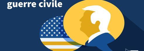 PODCAST - Retrouvez l'intégralité de notre série: «Trump, la nouvelle guerre civile»