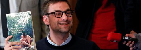 Nicolas Mathieu, prix Goncourt 2018: «C'est un roman de la France périphérique»