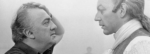 «Fellini était un charpentier, un menuisier, un artisan de cinéma»