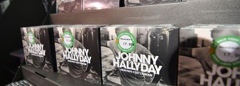 Il s'est déjà vendu plus d'un million d'exemplaires de l'album posthume de Johnny Hallyday