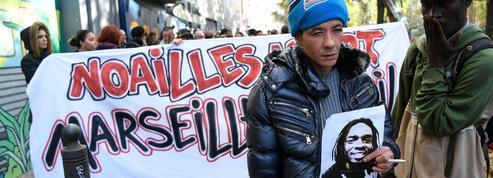 Marseille : des milliers de personnes pour les victimes de la rue d'Aubagne