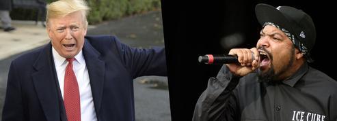 «Arrêtez le président»: Ice Cube s'en prend à Donald Trump