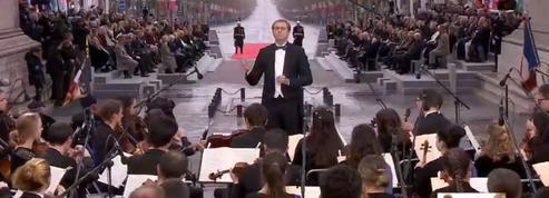 11-Novembre : l'émouvant Boléro de Ravel, clou de la cérémonie