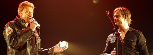 Pourquoi David Hallyday n'a pas pu écouter l'album de son père jusqu'au bout