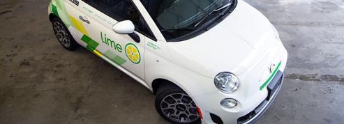 Après la trottinette, Lime se lance dans la voiture en libre-service