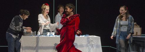 Tous mesrêvespartent degared'Austerlitz :espérances au féminin