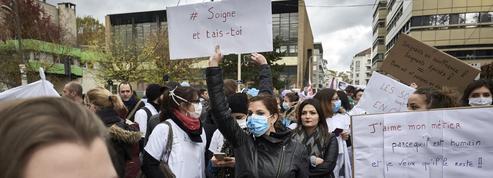 Les infirmières en grève dans toute la France ce mardi