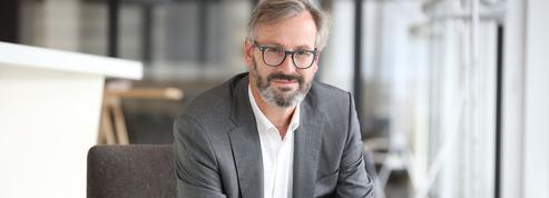 Olivier Girard, Accenture France et Benelux: «Mon rôle est d'anticiper»