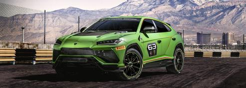 Lamborghini Urus ST-X, le SUV des paddocks