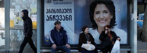 Géorgie: Ivanichvili-Saakachvili, le vrai duel du second tour de la présidentielle