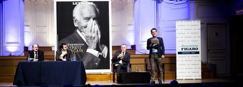 Le bel hommage rendu à Jean d'Ormesson par Le Figaro