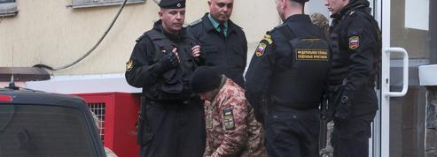 Tensions autour du sort des marins ukrainiens