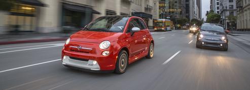 Le groupe Fiat à la relance