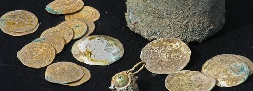 Un trésor de pièces d'or datant de 900 ans découvert en Israël