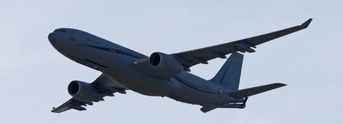 L'Airbus A330 au secours de l'US Air Force