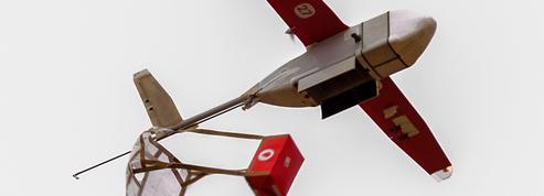 Au Rwanda, les drones deviennent des «ambulances du ciel»