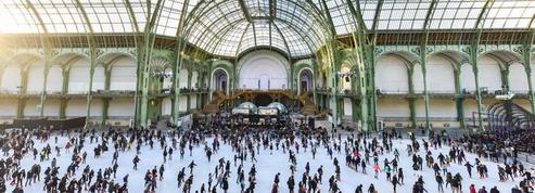 Les 5 patinoires des fêtes à Paris