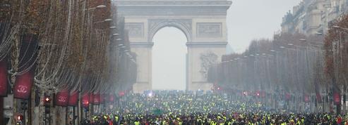 «Gilets jaunes»: de Paris à Toulouse, un nouveau samedi de violences