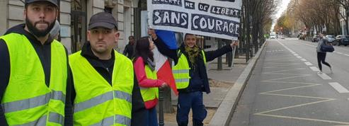 «Gilets jaunes»: les tweets de nos journalistes sur la mobilisation du 8 décembre