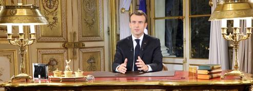 Ce qu'a annoncé Macron pour sortir de la crise des «gilets jaunes»