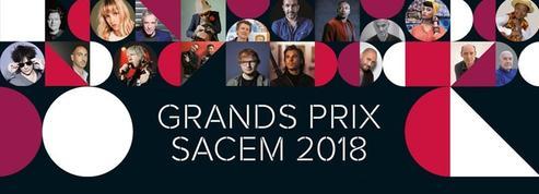 Grands Prix Sacem 2018: suivez la cérémonie en direct