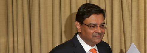 Le gouverneur de la banque centrale d'Inde claque la porte