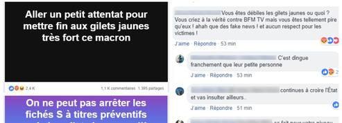 «Bizarre», «coup monté» : des «gilets jaunes» voient dans la fusillade de Strasbourg un complot