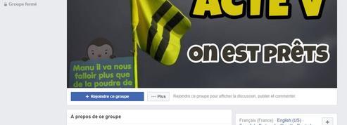 Un groupe Facebook très actif de «gilets jaunes» restreint sa visibilité