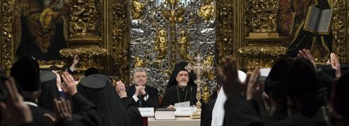 L'Église d'Ukraine devient indépendante