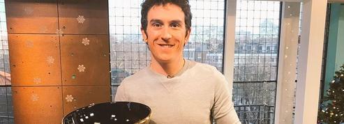 Geraint Thomas a reçu un nouveau trophée du Tour de France après celui qui a été volé