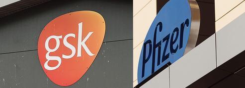 GSK et Pfizer créent un géant mondial de l'automédication