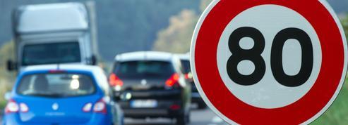 La limitation à 80 km/h pourrait coûter 3,8 milliards d'euros aux Français