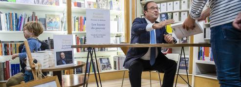 François Hollande ne compte pas débrancher en 2019